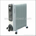 Delonghi Electric Room Oil Filled Radiator Heater BO-1014