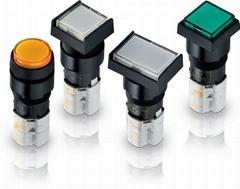 RAFI LUMOTAST 75 IP40 系列按鈕