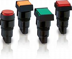 LUMOTAST 75 IP40 指示燈系列