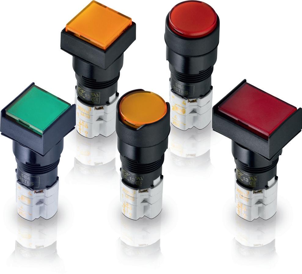 LUMOTAST 75 IP65 - Pushbutton range     1