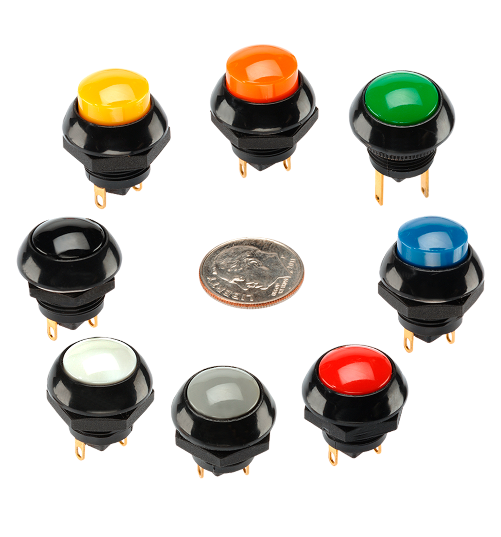 OTTO PUSHBUTTON SWITCHES P9 Series 1