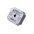 Square circuit board mounted buzzer