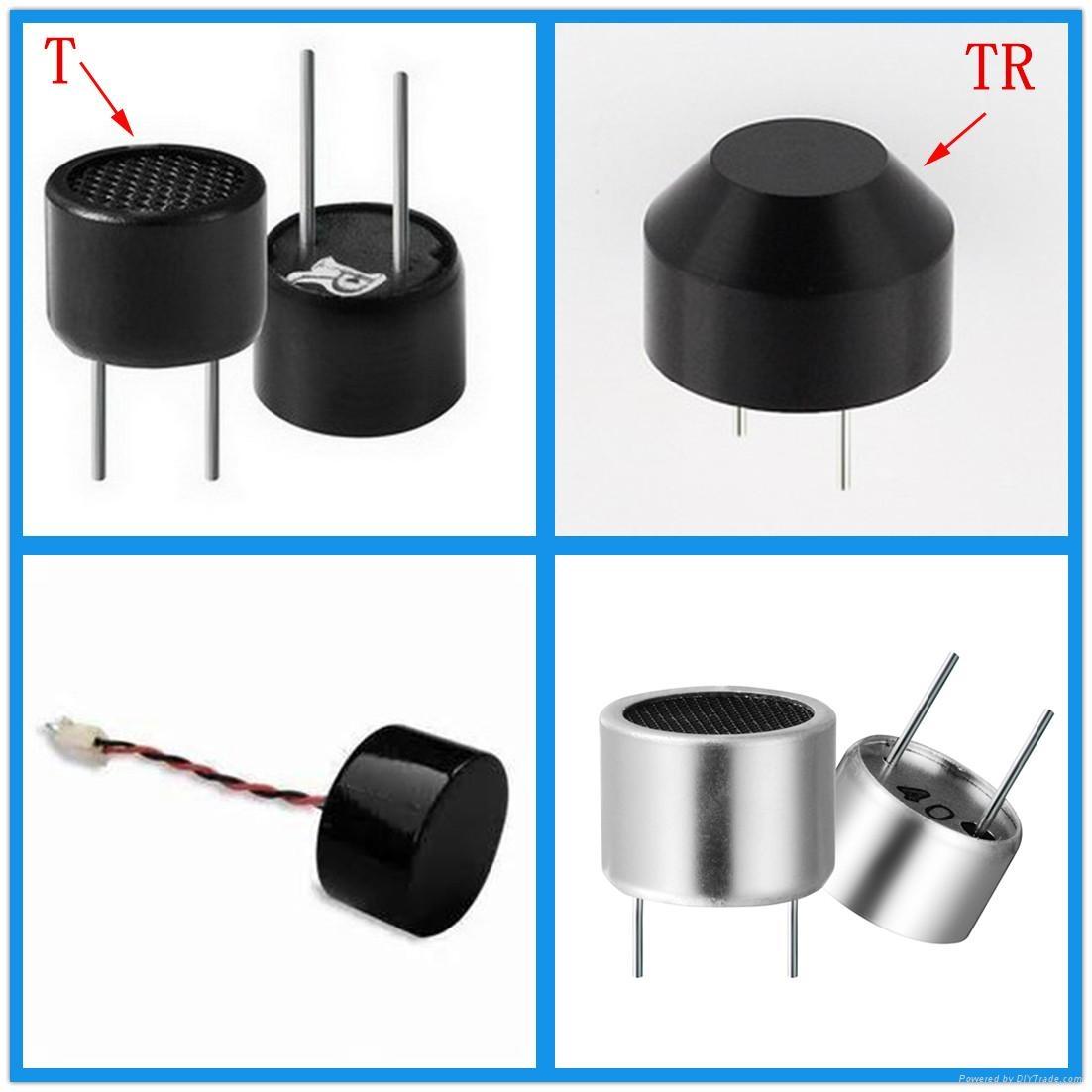 Air Ultrasonic Ceramic Transducer 1