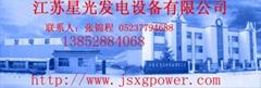 柴油發電機組8-1500