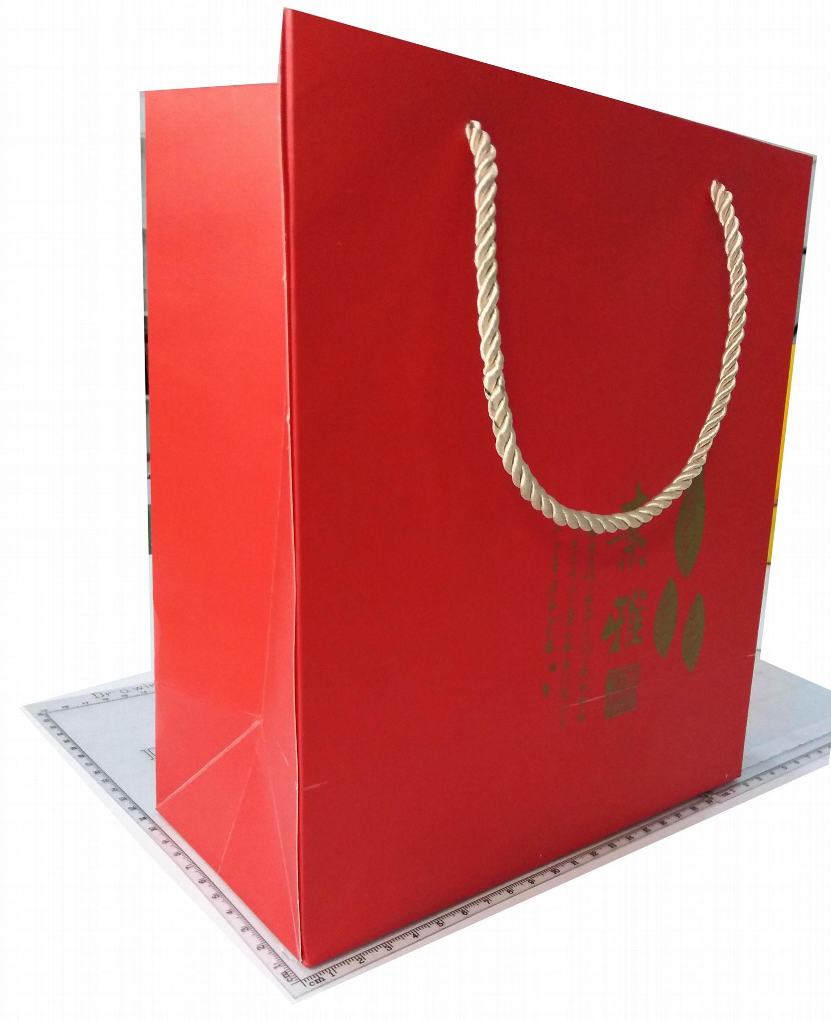 纸袋礼品袋购物袋手提袋 5