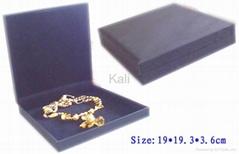 Plastic box Jewelry box