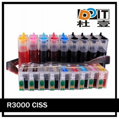 A3 size continous ink supply system for R3000