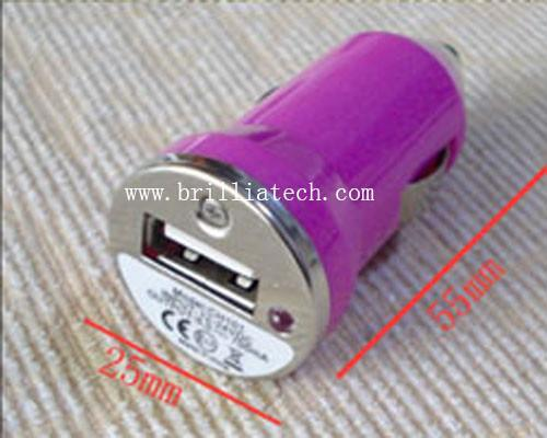 汽车专用USB车充