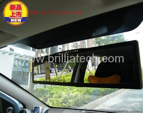 Auto rearview mirror
