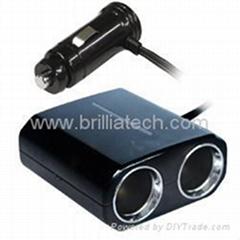 Brilliatech Car Accessories 12V Car Cigar Socket