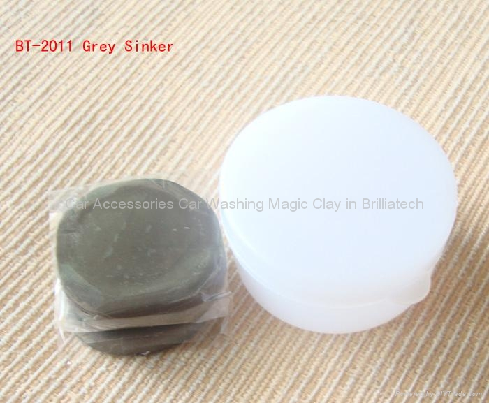 Brilliatech Magic Clay Tungsten Wolfram Fishing Sinker
