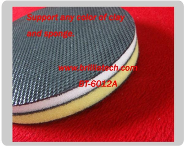 Brilliatech Magic Shine Earser Polishing Buff Pad 1