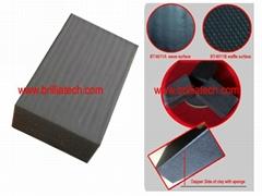 foamy sponge magic clay block car wx sponge applicator absorbent car paint rub