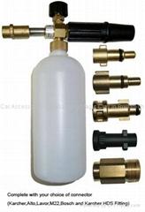 布地蘭 DIY洗車工具洗車泡沫噴槍代替原始發泡罐