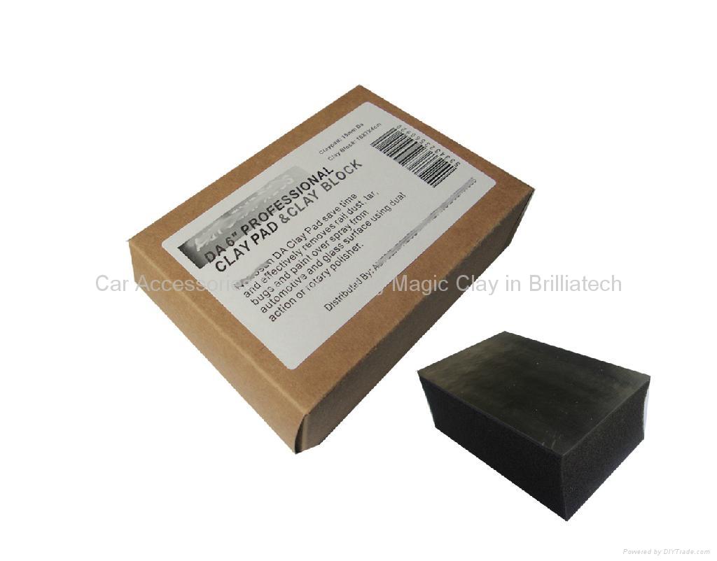 magic clay eraser block