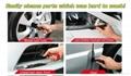 多功能汽車清潔刷空調出風口細節刷圓頭除塵尼龍小毛刷