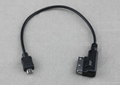 Car Iphone AUX-in Cable for  Audi, VW