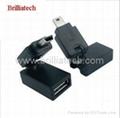 Car cable mini USB transfer to USB (female connector)