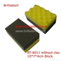 Hand Wax Sponge Pad/Buffer pad/Polishing pad