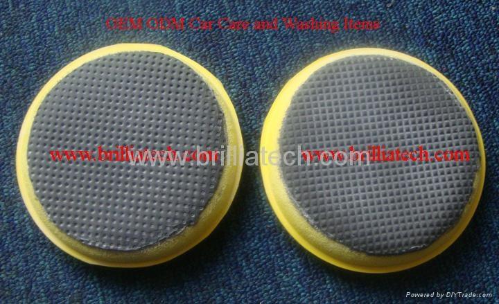 clay sponge pad