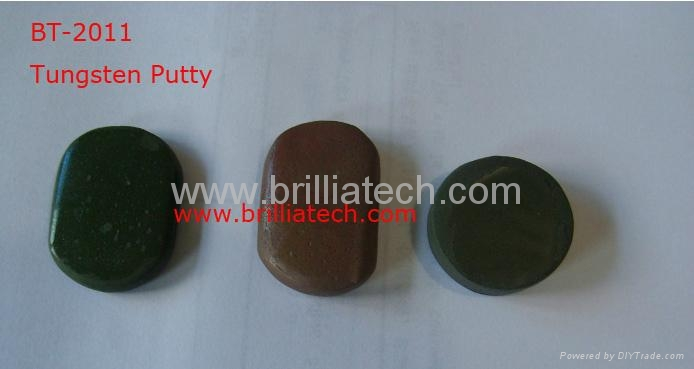 Tungsten Putty