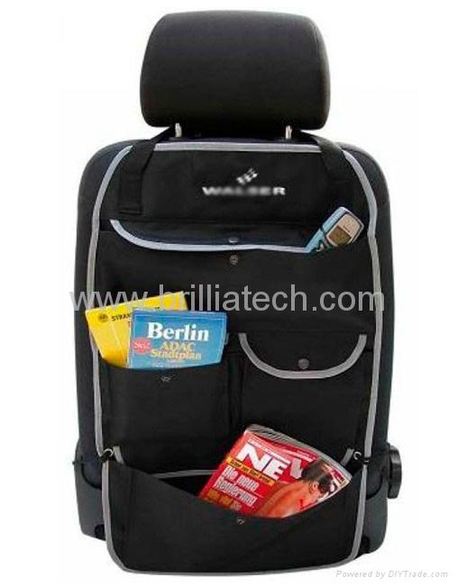 Auto receive bag
