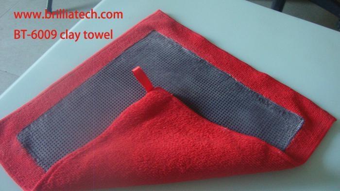 magic clay cloth