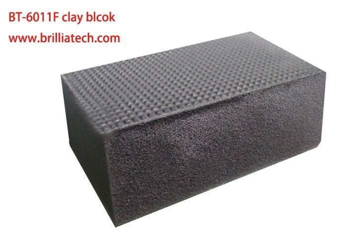 clay bar block