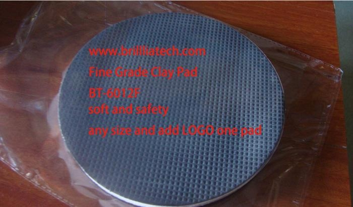 flat polishing pad