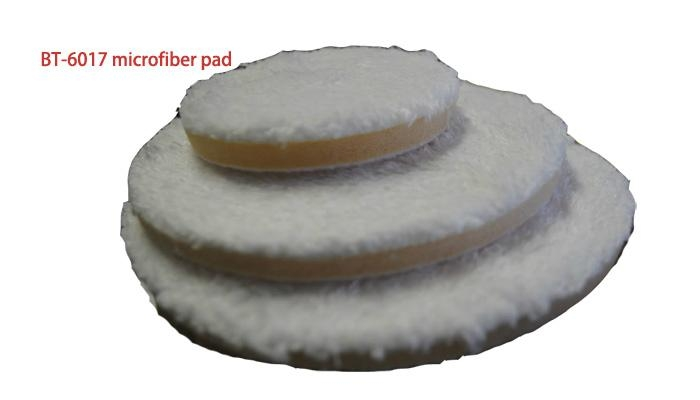 Optimum Microfiber Polishing Pads