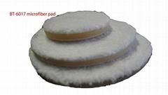 DA/RO/GA壹心偏心機拋光打磨上蠟盤超細纖維毛巾吸盤汽車美容用品