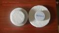 round microfiber wax pad