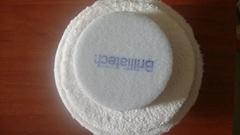 人造化纖羊毛盤汽車拋光打蠟鍍膜盤日式毛巾仿羊毛 輪