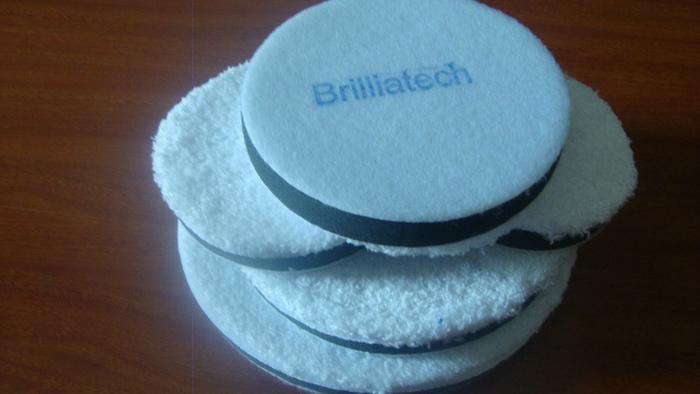 brilliatech wax pad