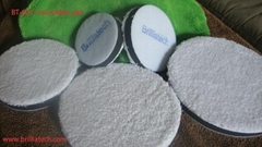 Microfiber Polishing Pads Made In China Brilliatech