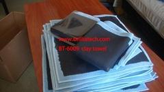 Manufactory Magic clay towel, Magic Shine Cleaning Clay Cloth AUTOSCRUB Handy To