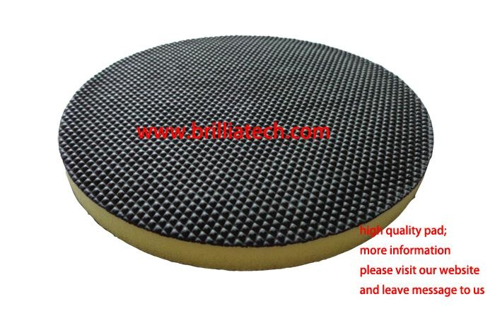 car bar polishing pad