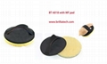 wax microfiber pad holder