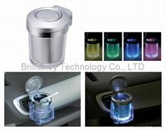 Brilliatech Car Accessories Car Ashtray