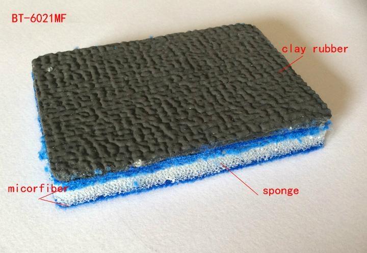 buffering  sponge