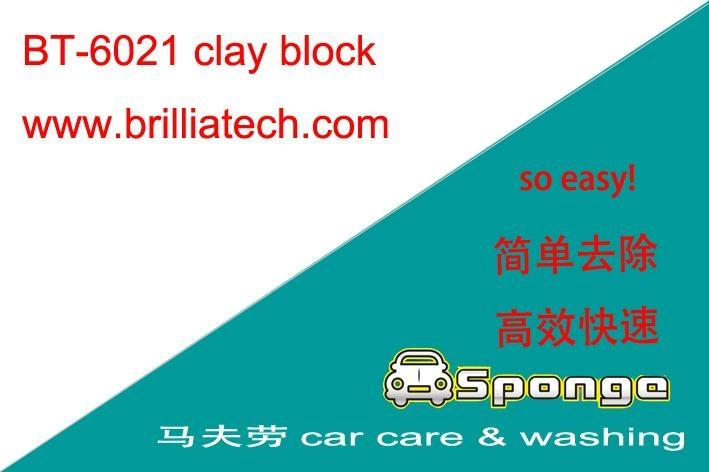 clay  sponge