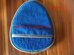 car cleaning wash tool microfiber glove magic clay bar mitt auto detailing