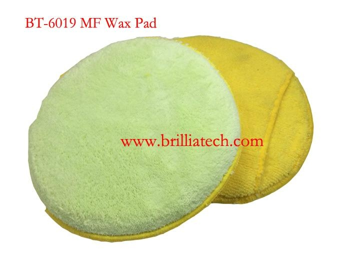 超細纖維打蠟海綿