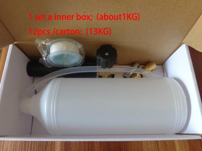 foam cannon pressure washer