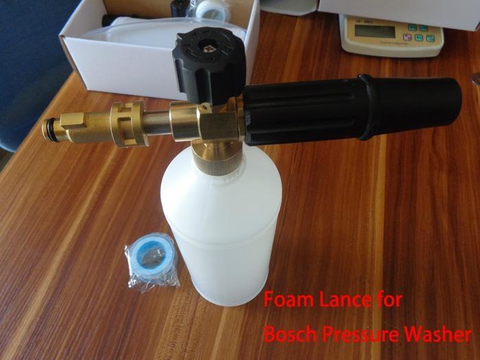 foam sprayer