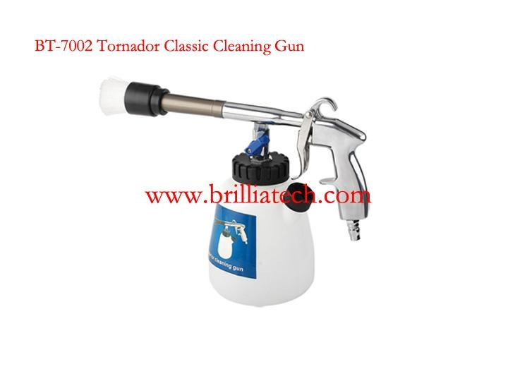 Tornador Classic Car Cleaning Gun Tornador Black Gun