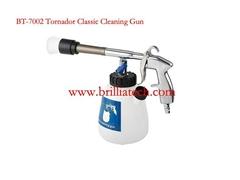 Foam gun car wash nozzle with brush snow foam lance bottle car clean detailing