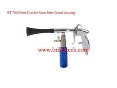 car liquid coating spray gun tornador Plating crystal gun car care tool kit