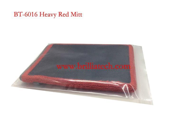 红色魔泥布手套