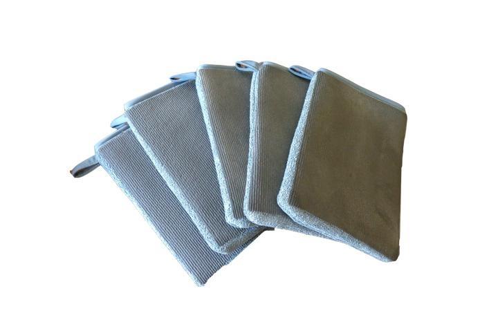 grey magic clay mitt